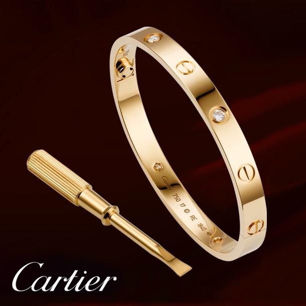 مدل دستبند طلا زنانه