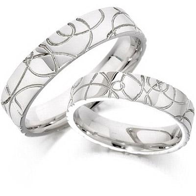 مدل های حلقه ازدواج و نامزدی