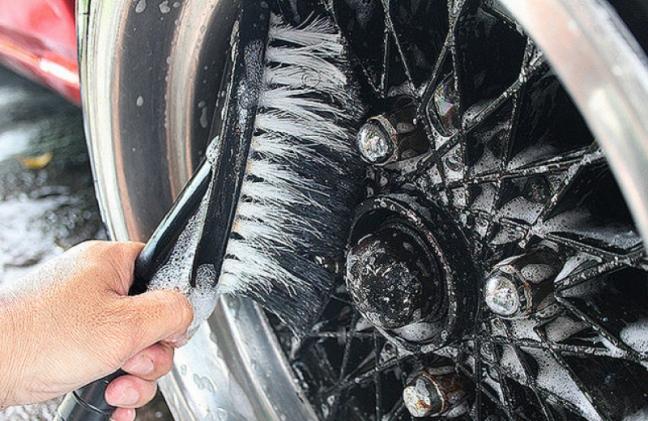 شستشوی اتومبیل