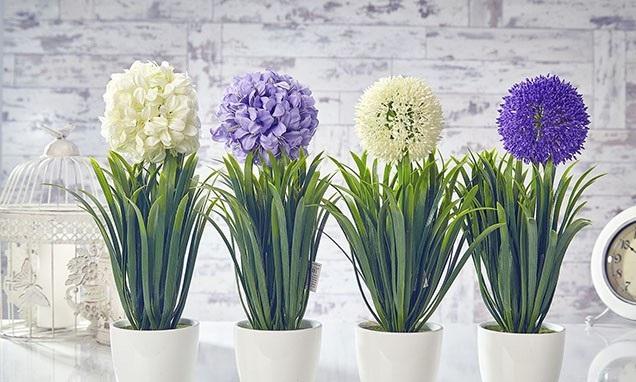 گل مصنوعی خاص