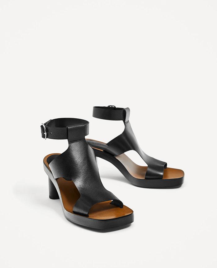 کفش تابستانی دخترانه چرمی