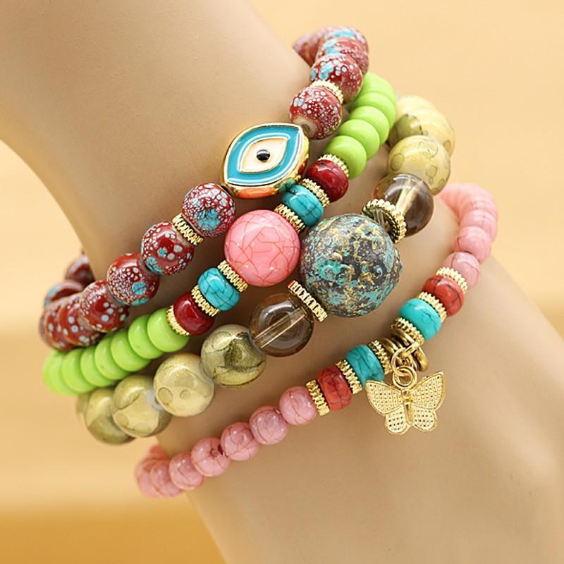 مدل دستبند سنگ جدید