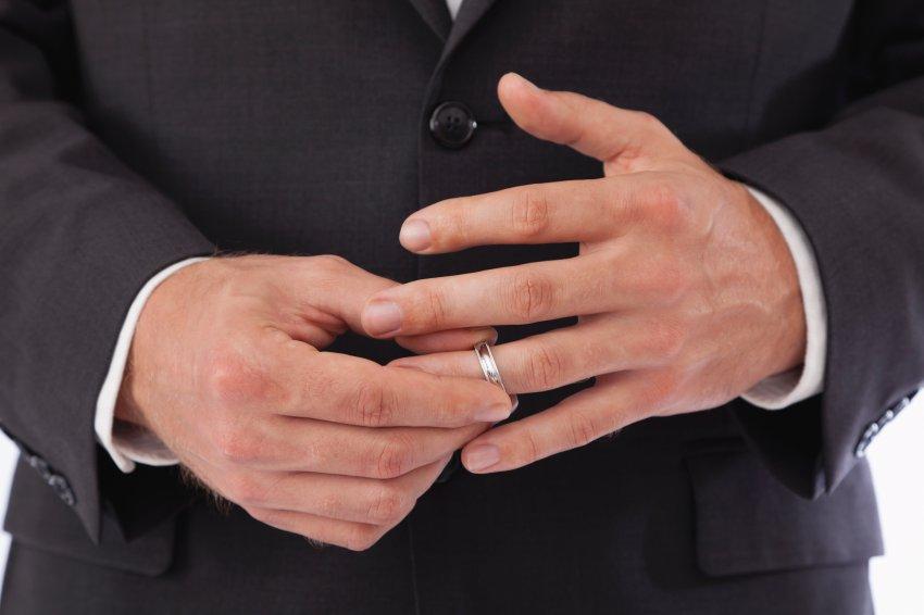 مردان بعد از طلاق