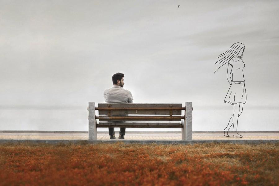 طلاق در مردان