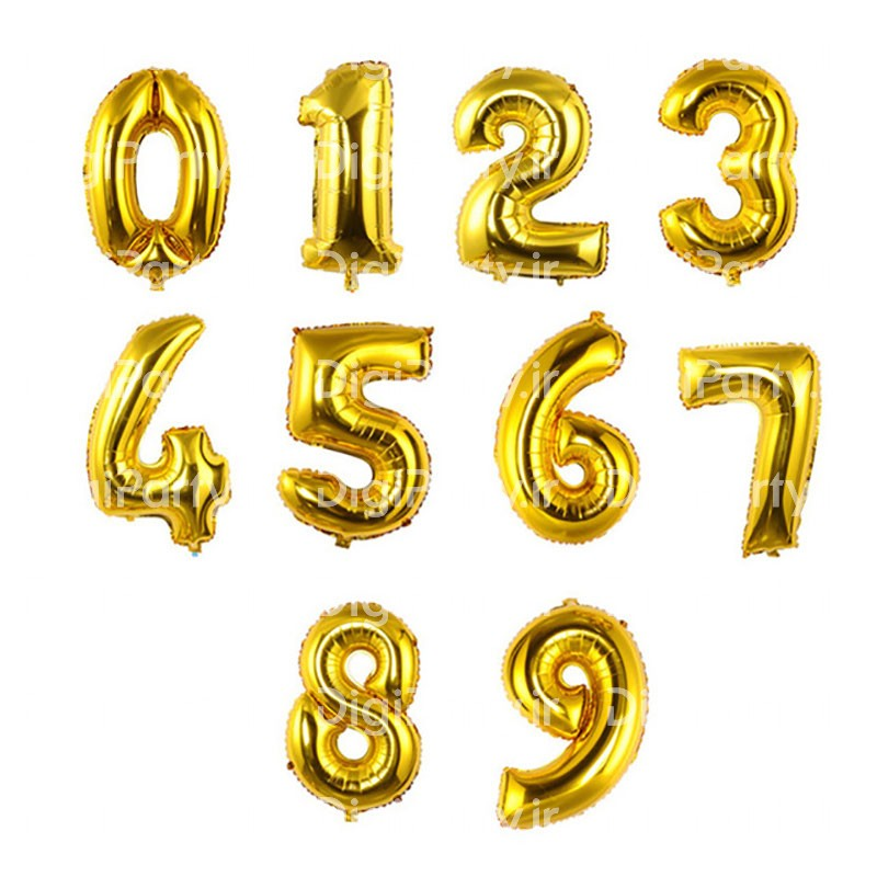 بادکنک عددی