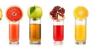 آب میوه پاکتی