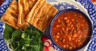 خوراک لوبیا