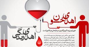 کارت اهدا خون