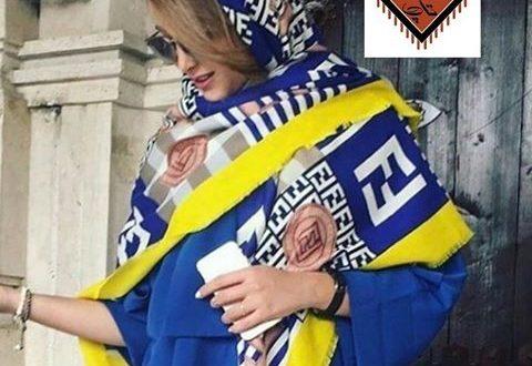 مدل روسری Fendi زنانه