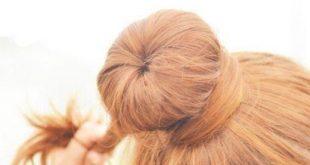 مدل موی جمع با پروتز