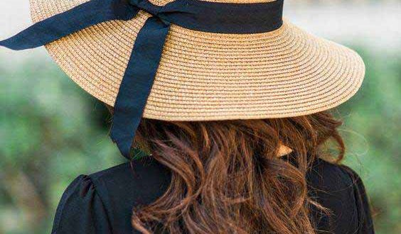 مدل کلاه ساحلی