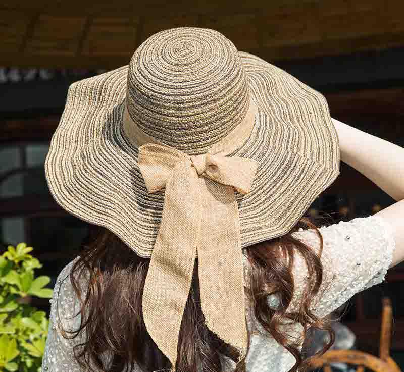 کلاه ساحلی فانتزی