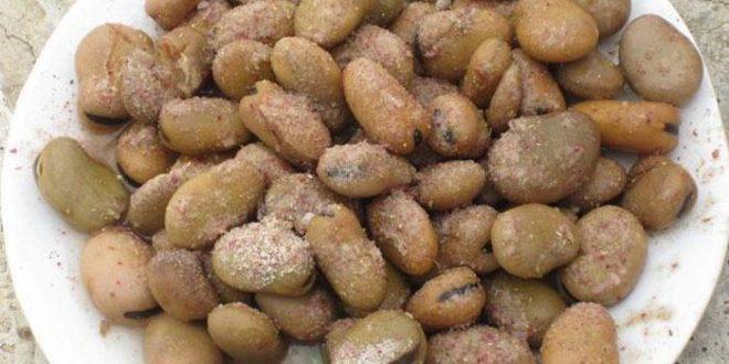 تهیه باقالی پخته