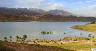 سد و دریاچه طالقان