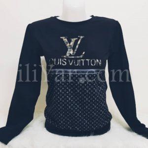 بلوز آستین دار اسپرت Louis Vuitton