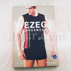 ست لباس زیر مردانه مارک WEZEGE