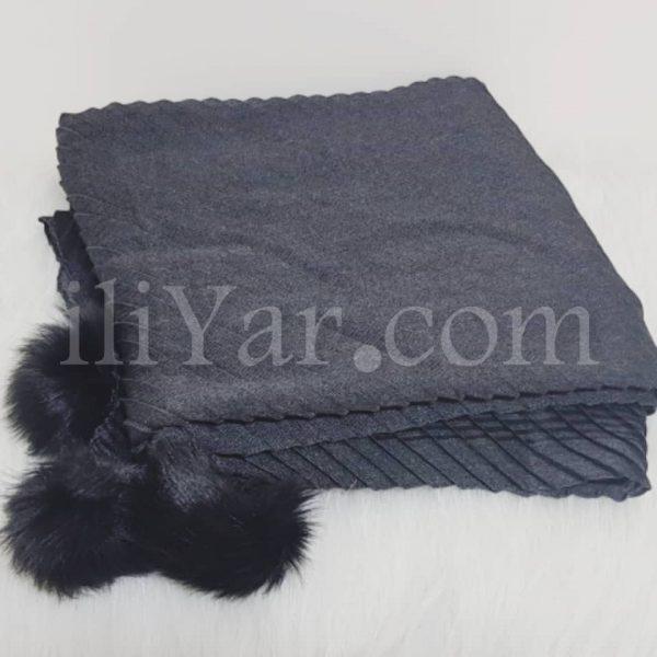 روسری ساده قواره دار