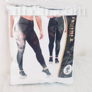 لگ ورزشی زنانه جلو تور
