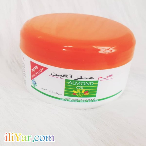 کرم مرطوب کننده عطرآگین Almond حجم 200میل